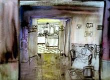 Lizzy Fidler, Kunstprojekt Lazio, Miramare, Ladispoli, 2016